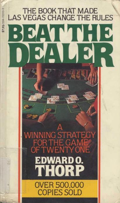 Beat the Dealer book