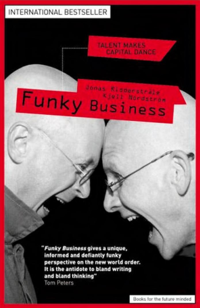 Funky Business book