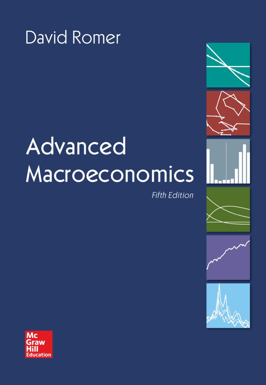 Продвинутая макроэкономика (5-ое изд.) на Federalsite.ru