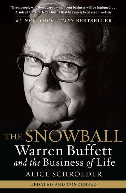 The Snowball. Warren Buffett and the Business of Life book