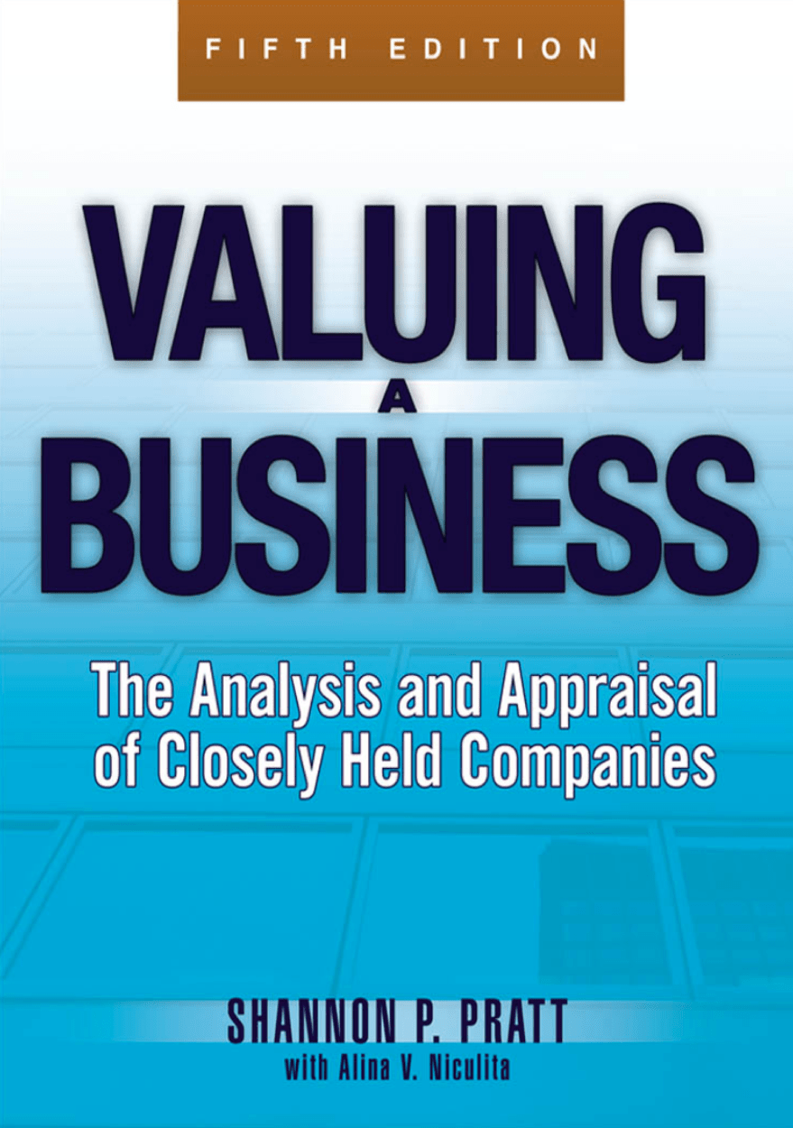 Valuing a Business: The Analysis and Appraisal of Closely Held Companies at Social-Media.press