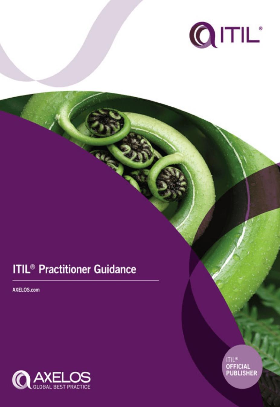 ITIL® Practitioner Guidance на Federalsite.ru
