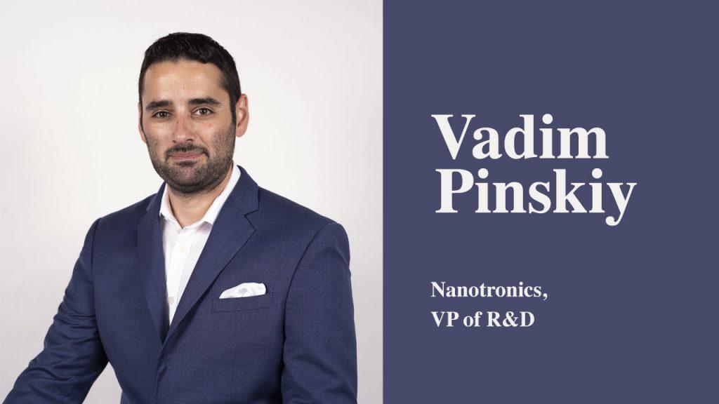 Vadim Pinskiy career