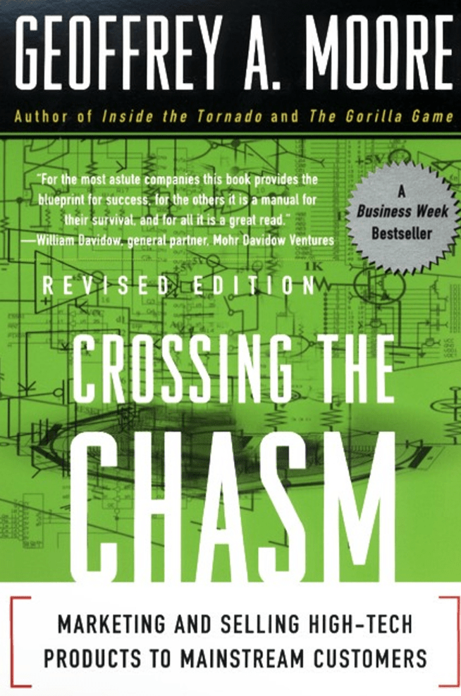 CROSSING THE CHASM book