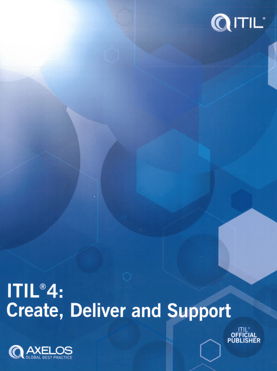ITIL 4: Create, Deliver and Support PDF