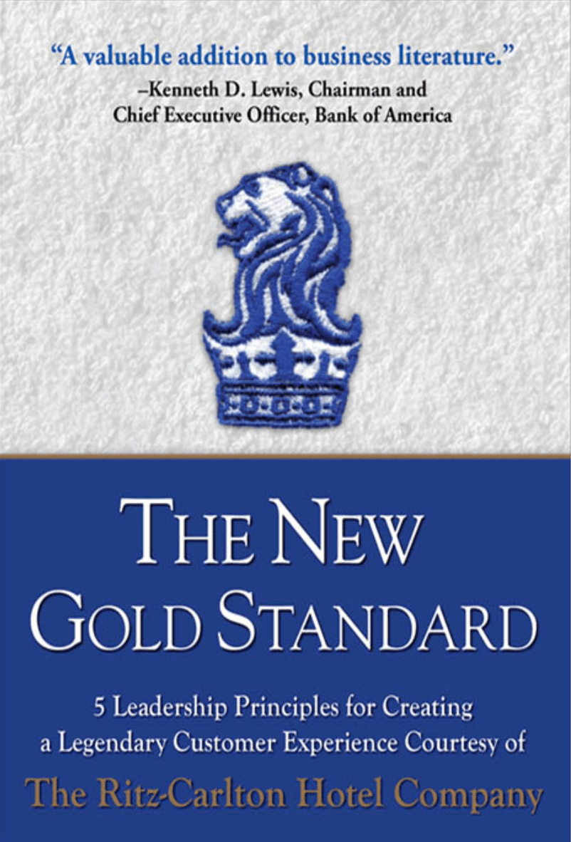 THE NEW GOLD STANDARD: Leadership Principles for Creating book
