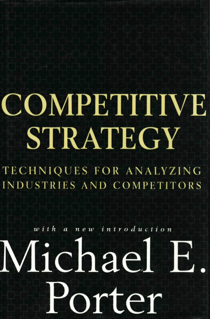 Competitive Analysis book