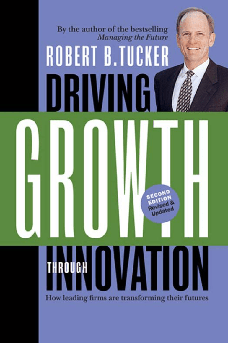 DRIVING GROWTH THROUGH INNOVATION on E-Book.business