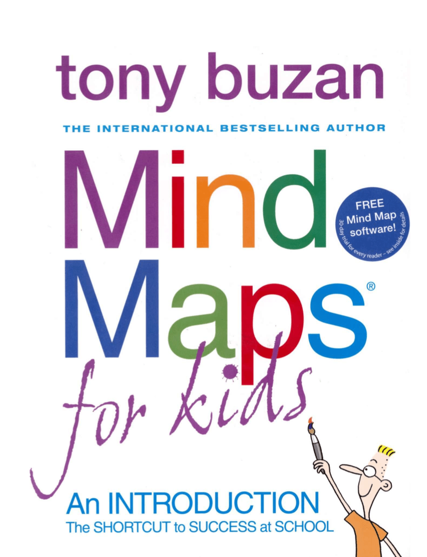 Mind mapping for Kids book
