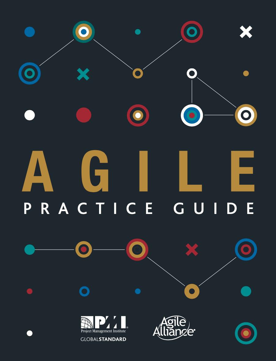 AGILE PRACTICE GUIDE book