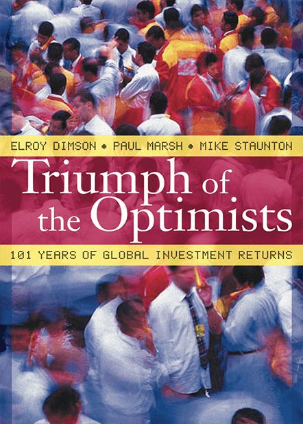 TRIUMPH OF THE OPTIMIST on E-Book.business