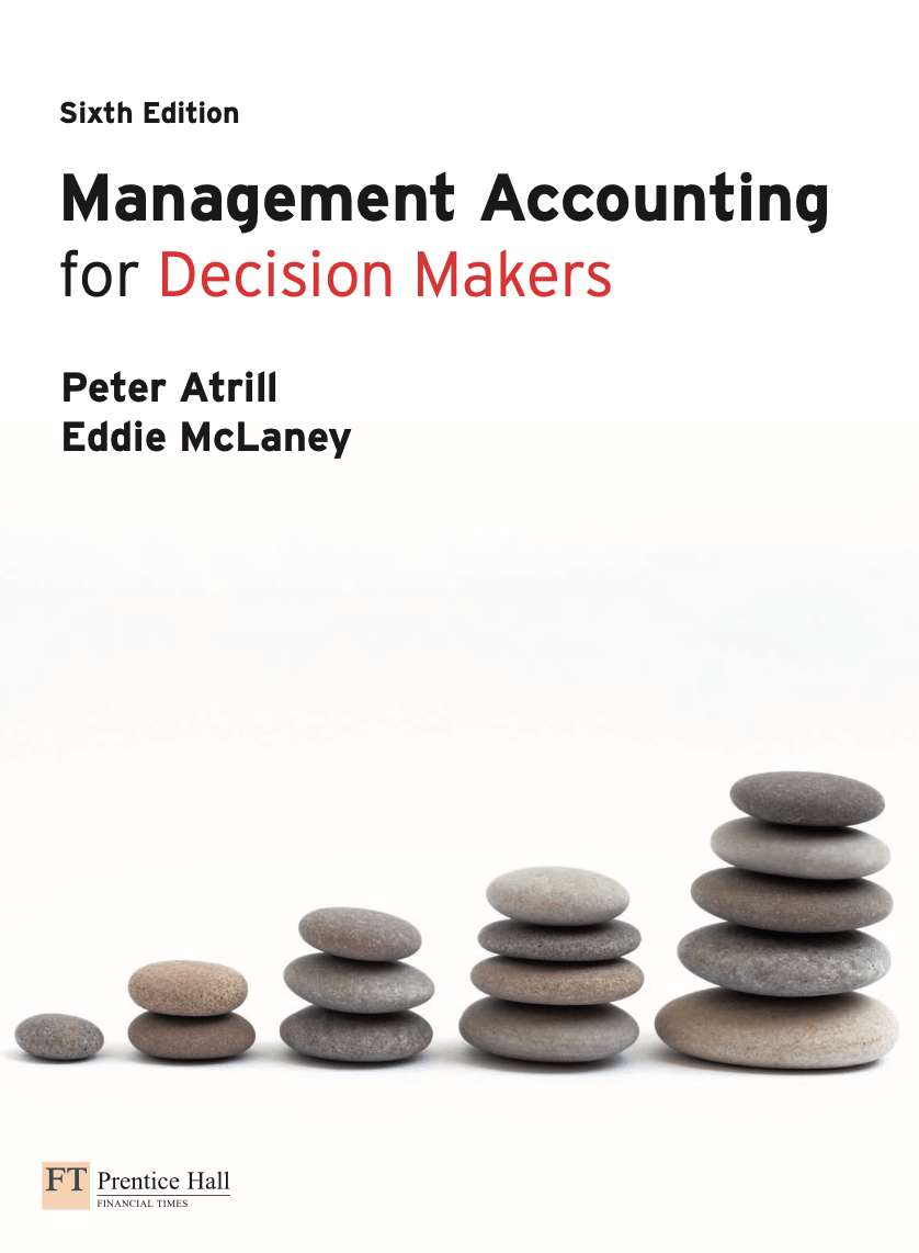 Management Accounting (2009) book