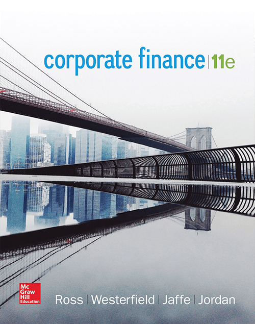 Corporate Finance 11th Edition on E-Book.business