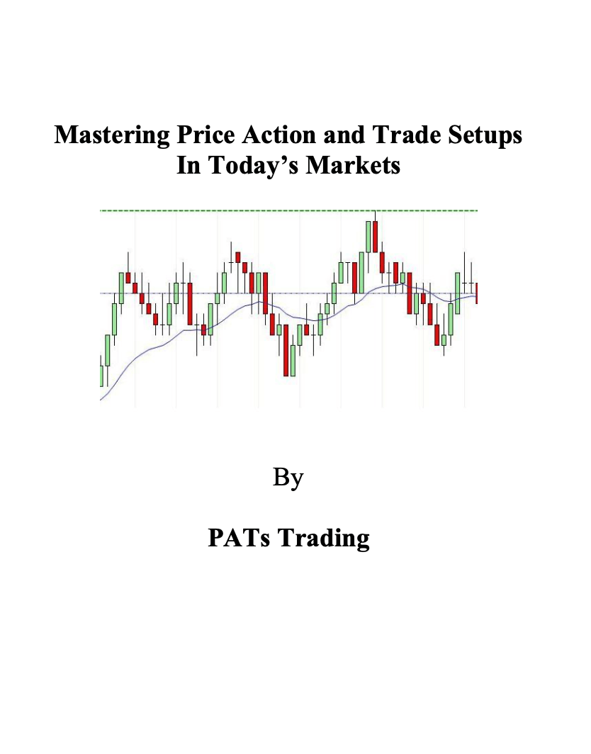 Mastering Price Action and Trade Setups book