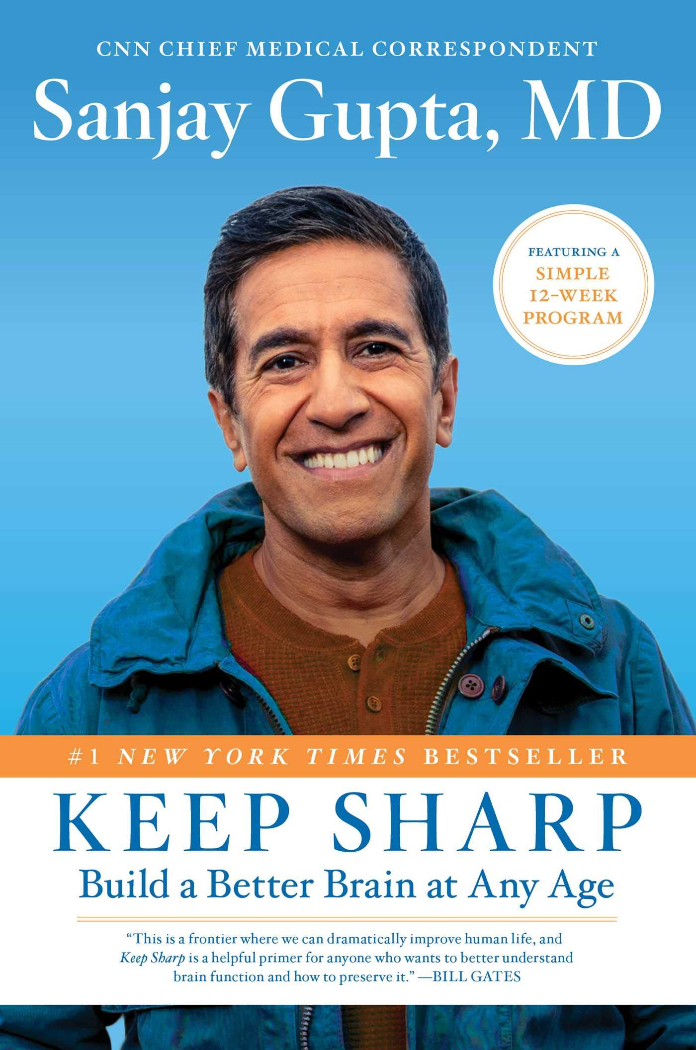 Keep Sharp: Build a Better Brain at Any Age on E-Book.business