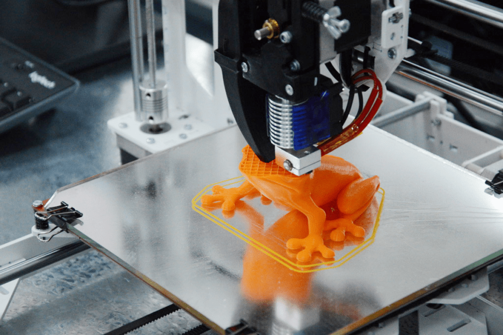 A brief history of 3D Printing undustry