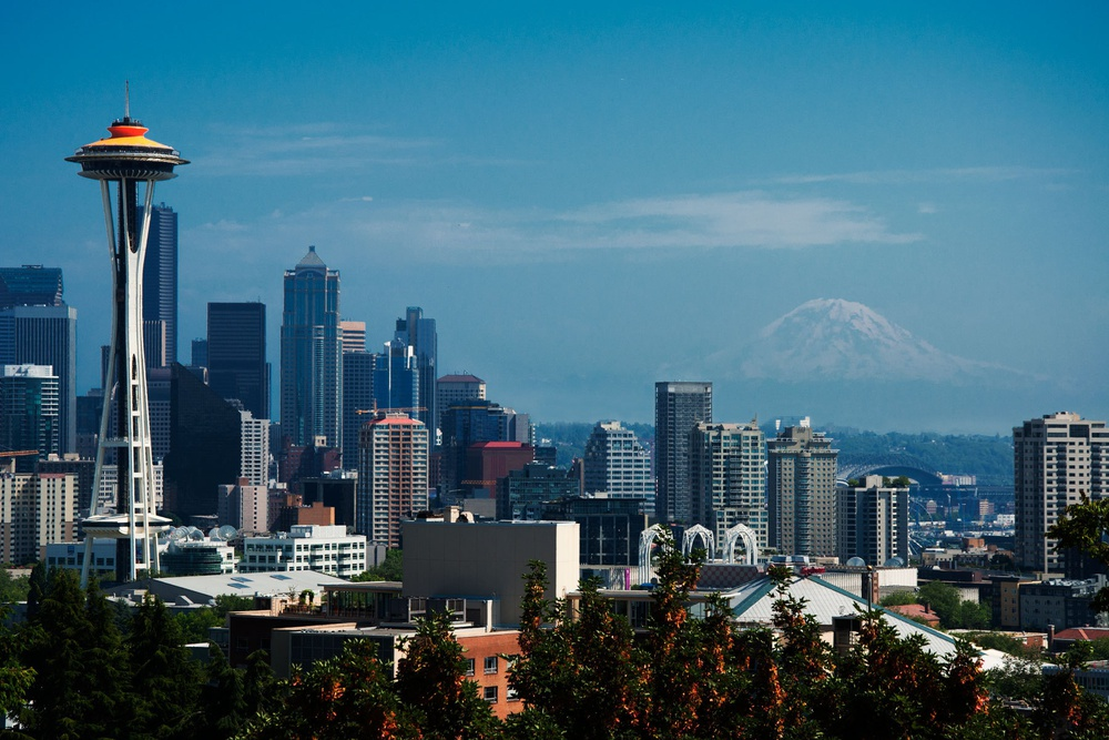 Moving to a new apartment in Seattle