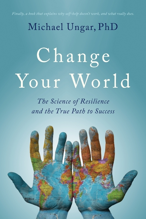 Change Your World book