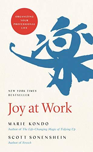Joy at Work: Organizing Your Professional Life book