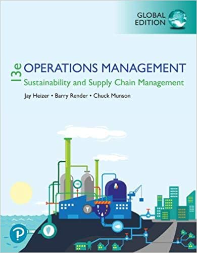 Operations Management: Sustainability and Supply Chain Management on E-Book.business