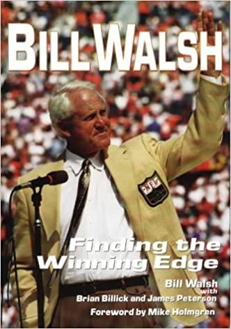 Finding the Winning Edge book