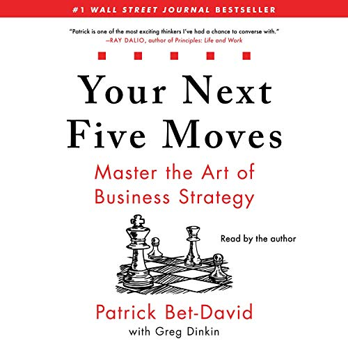 Your Next Five Moves on E-Book.business