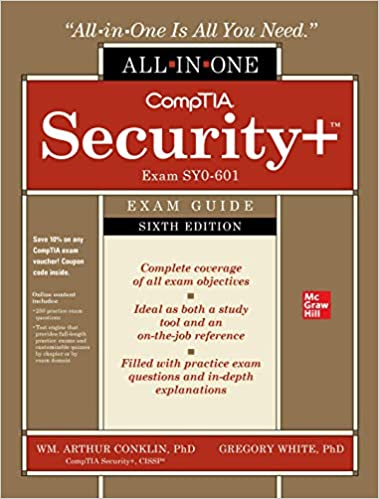 CompTIA Security+ All-in-One Exam Guide book