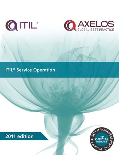 ITIL Foundation 2011 v3 book